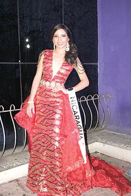 Isela Zamora. Nicaragua.