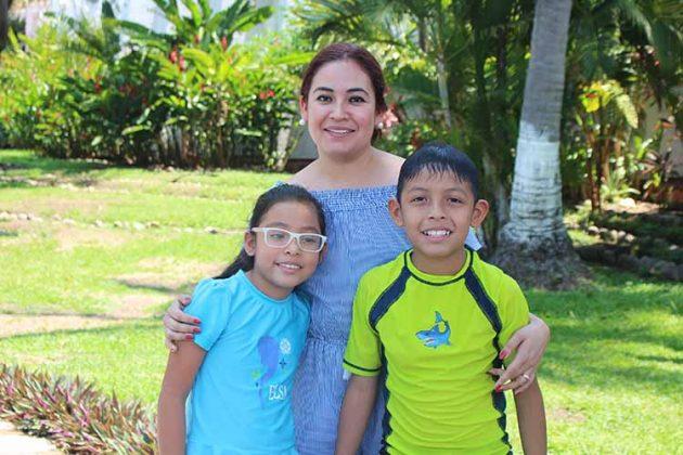 Sofía Hernández, Isabel Pérez, Jairo Hernández.