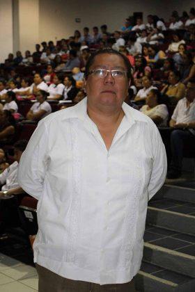 Jorge De Los Reyes, Presidente de la Asociación Mexicana de Médicos Familiares y Generales, Capitulo Chiapas.