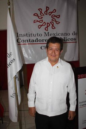 Mario Barrios, nuevo presidente del CCPCH.