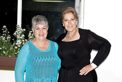 Amparo Villaseñor, Emma Rodríguez,