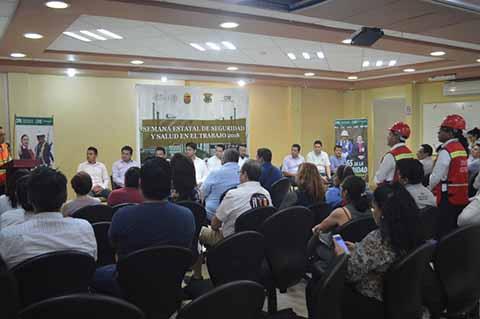 90% de las Empresas Cumplen con Normas de Seguridad e Higiene en Chiapas: STPS