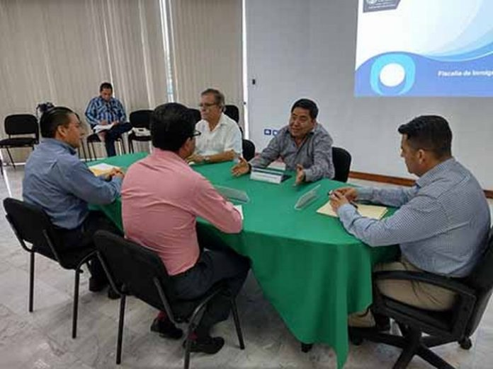 En el encuentro, las autoridades de Guatemala expresaron su agradecimiento al gobierno de Chiapas y a la Fiscalía General del Estado por las constantes acciones en materia de seguridad y prevención del delito a favor de los migrantes que ingresan a México.