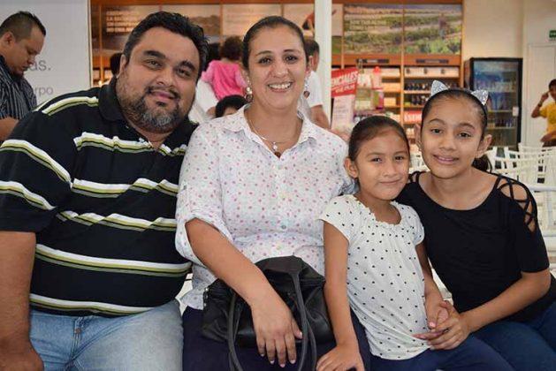 Familia Córdova Mejía.