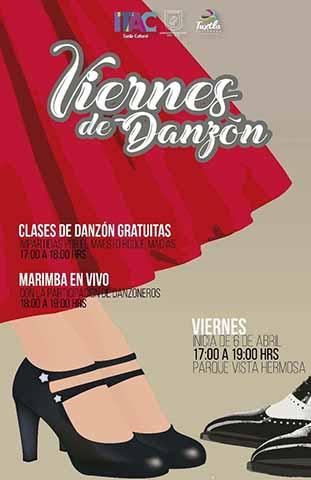 Invita Ayuntamiento de Tuxtla a Disfrutar de los Viernes de Danzón