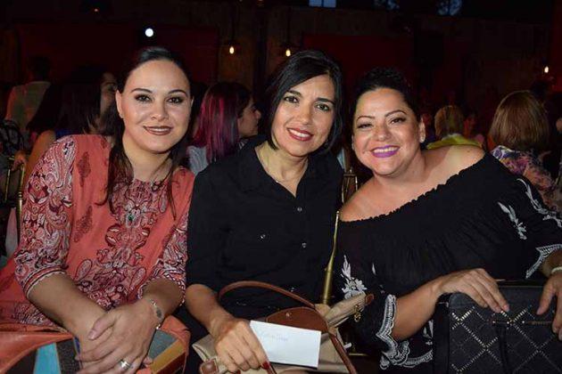 Jessica de Rosales, Karina de Mak, Gaby de Medina.