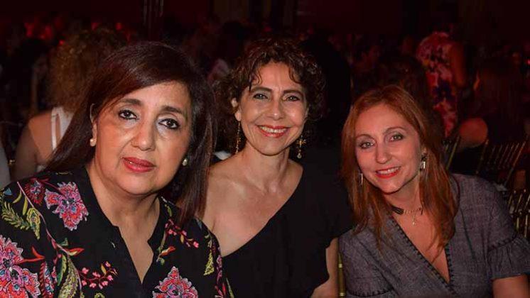 Cecilia Parlange, Maripaz Herrera, Alejandra Bodegas.