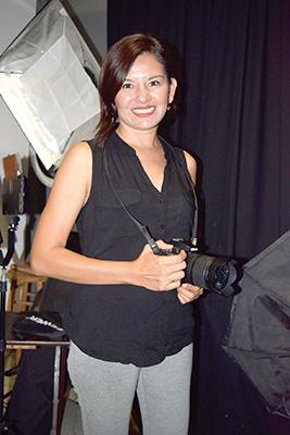 Michelle Victoria.