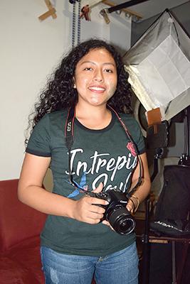 Adilene Castañon.