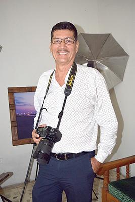 David Palomeque.