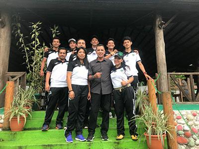 Academia de Cafetaleros de Cacahoatán Realiza Curso de Innovación Deportiva