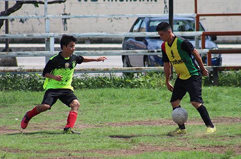 """Convocan al Torneo de Futbol """"Enrique Zamora Morlet"""""""
