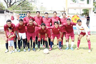 Eléctrica Makalú Golea a Coga FC