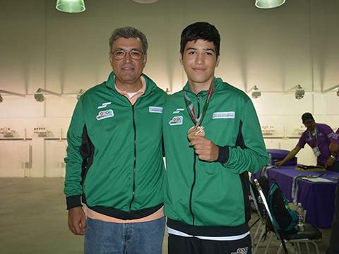 Josué Meneses Buscará su Boleto a Juegos Olímpicos de la Juventud