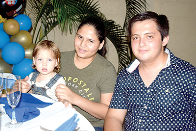 Familia Roblero Argueta.