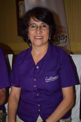Isabel Juárez de Rezzio, propietaria de Hotel El Arco.