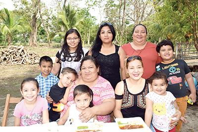 Familia Hernández.