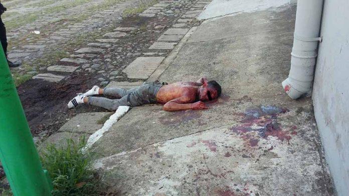 """Identifican a Joven Asesinado en la """"5 de Febrero"""""""