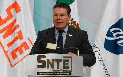 Avanza Negociación del Pliego Petitorio con la SEP: Líder del SNTE