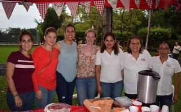 Magdalena de León, Claudia López, Patty Morales, Erika Sommers, Karla Pérez, Victoria Toledo, Eluvia Vargas.
