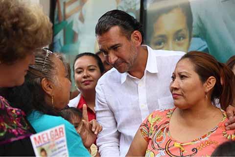 Continúan las Brigadas de Salud por las Familias de Chiapas, sin Pedir Nada a Cambio: Melgar