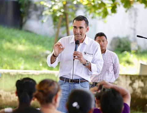 Urgimos a PROFEPA Frenar el Saqueo Legal e Ilegal de Madera: Melgar