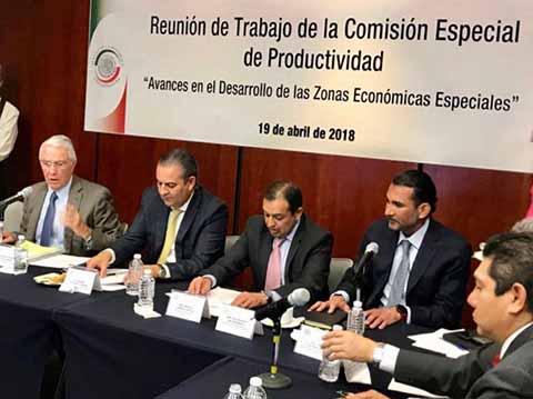 Urge acabar con los dos Méxicos, el que recibe mayores recursos públicos y el no recibe ni la mitad: LAM
