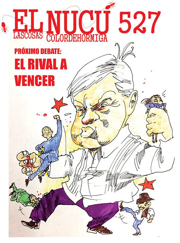 EL RIVAL A VENCER...