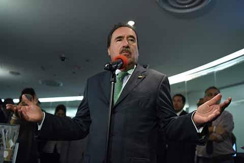 """Reforma Constitucional Contra el Fuero Queda """"Atorada"""" en el Senado"""