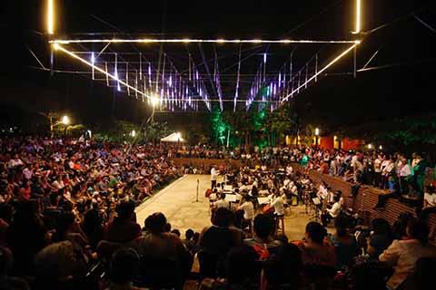 Miles de Turistas Disfrutaron los Atractivos la Capital Chiapaneca