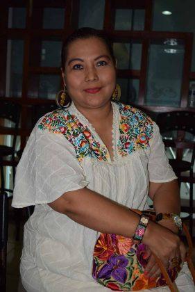 """Verónica Sánchez, """"Casa Chiapaneca"""", grupo de artesanos de nuestro estado."""