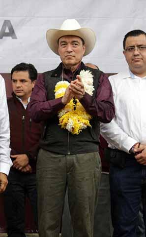 Impulsar la Cultura de Chiapas, Responsabilidad de Todos: Rutilio