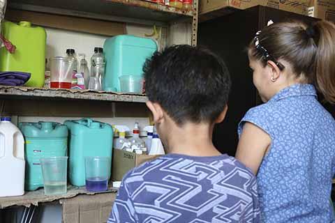 Vigilar a la Niñez Dentro del Hogar Previene Riesgos a la Salud