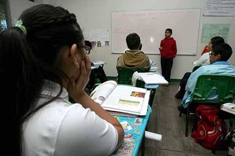 Más de 71 Mil Maestros Regresaron a Clases en Chiapas