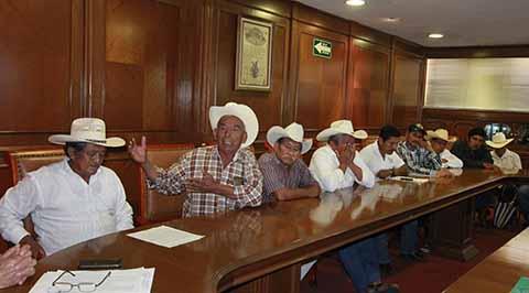 Avanza diálogo con la Casa del Pueblo de Venustiano Carranza