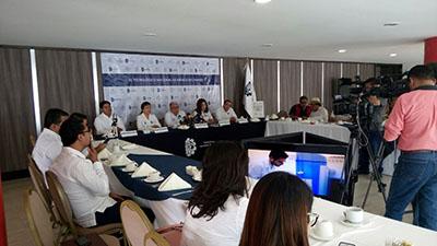 Se Reúnen los Directores de los 5 Tecnológicos de Chiapas