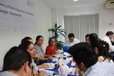 Continúa IEPC Verificaciones en Listas de Candidatos Para Alcaldes y Diputados Locales
