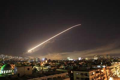 Lo que Sabemos Hasta Ahora Sobre el Ataque a Siria
