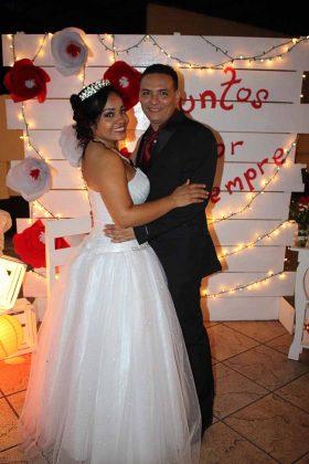 Olga Solís & Luis Noriega.