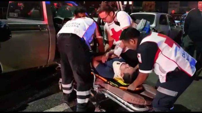 Carambola Deja Tres Heridos