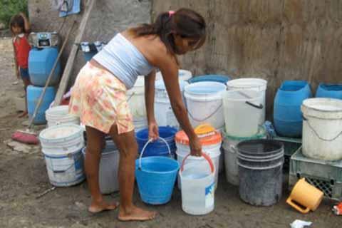 Habrá Desabasto de Agua Potable en Tapachula por Casi una Semana