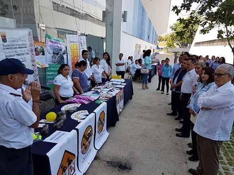 Conmemora UNACH el Día Mundial de la Salud con Eventos en Distintos Campus