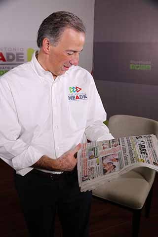 Entrevista Exclusiva Para EL ORBE de José Antonio Meade