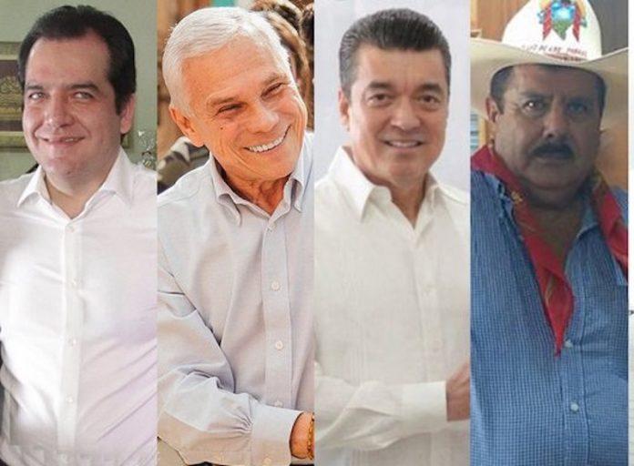El Domingo Arrancan las Campañas a Gobernador