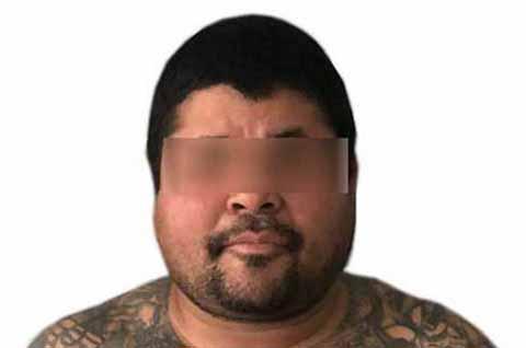 Miguel Ángel Corea, líder de la MS 13, detenido en Nueva York.