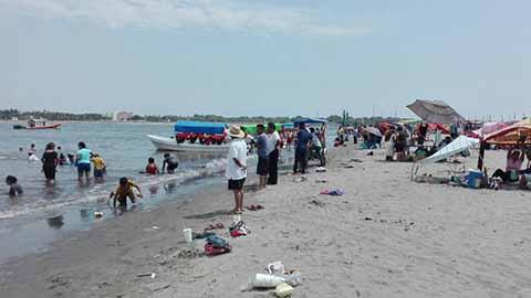Reportan más de 80 mil Visitantes en Puerto Madero Durante Semana Santa