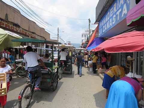 Hasta en 20 mil Pesos Venden Permisos de Triciclo en Huixtla