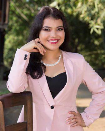 Índira Yohana González López.