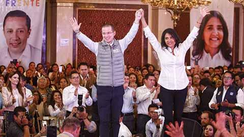 Ricardo Anaya Promete Gobierno de Mujeres