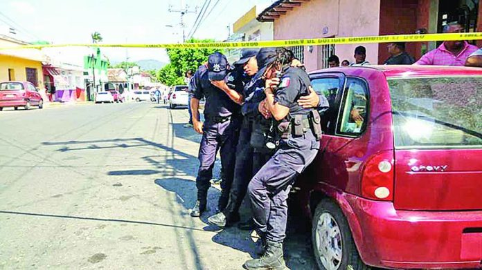Asesinan a Policía que Detuvo a un Asaltante